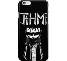johnny the homicidal maniac jthm iPhone Case/Skin