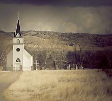 Little Church on the Prairie by KristieLyn