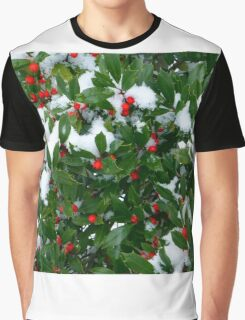 Jolly Holly Graphic T-Shirt