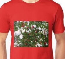 Jolly Holly Unisex T-Shirt