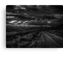 The Highway Canvas Print