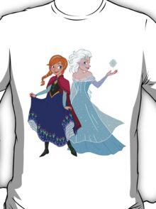 Frozen - Anna and Elsa T-Shirt