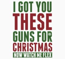 Guns For Christmas by Six 3