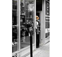 Blond Photographic Print