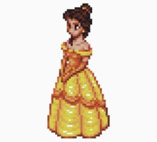 Belle, Pixel by cocolima