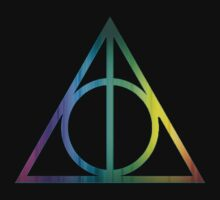The deathly hallows by Nellow