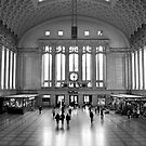 Osthalle, Leipzig Hauptbahnhof by Nicholas Coates