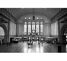 Osthalle, Leipzig Hauptbahnhof Photographic Print