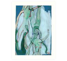 nude (14) Art Print