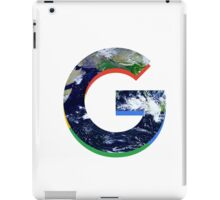 Google Logo iPad Case/Skin