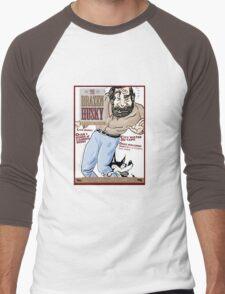Brazen Husky Honky Tonk and Hardware Men's Baseball ¾ T-Shirt