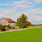 Farm in Lancaster by Penny Rinker