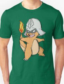 Char-Mander Aznable (Pokemon) T-Shirt