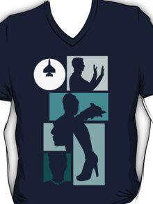 Title Archer (blue) T-Shirt