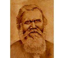 D.D. Palmer Photographic Print