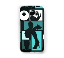 Title Archer (wrapped) Samsung Galaxy Case/Skin