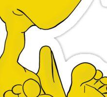 goldie comics sandman dreaming  Sticker