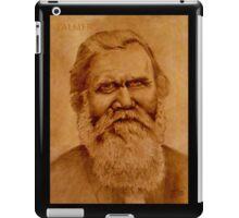 D.D. Palmer iPad Case/Skin