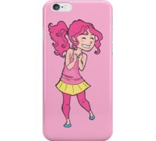 Pinkie Pie Party  iPhone Case/Skin
