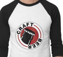 Craft Beer 2 Men's Baseball ¾ T-Shirt