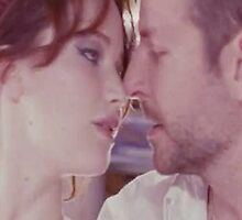 Silver Linings Playbook Kiss by Cheatahgirl54