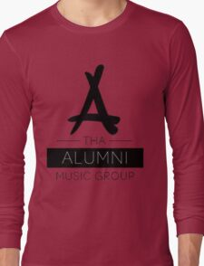 Tha Alumni Music Group Logo (FIXED) Long Sleeve T-Shirt