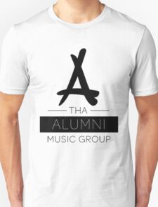Tha Alumni Music Group Logo (FIXED) Unisex T-Shirt