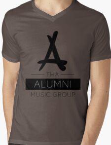 Tha Alumni Music Group Logo (FIXED) Mens V-Neck T-Shirt