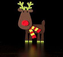 Rudolf by Alan Organ