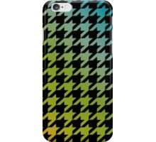 Rainbow Houndstooth iPhone Case/Skin
