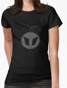 johnny the homicidal maniac jthm happy noodle boy Womens Fitted T-Shirt