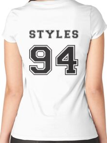 STYLES '94 Women's Fitted Scoop T-Shirt