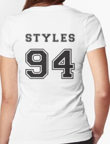STYLES '94 Womens Fitted T-Shirt