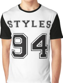 STYLES '94 Graphic T-Shirt