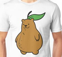 Pear Bear Unisex T-Shirt