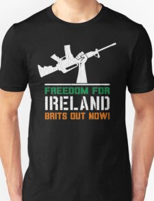 Freedom for Ireland (Vintage Distressed) T-Shirt