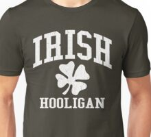 Irish Hooligan (Vintage Distressed) Unisex T-Shirt