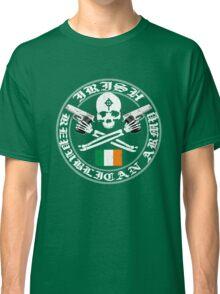 IRA (Vintage Distressed Design) Classic T-Shirt