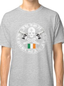 IRA (Vintage Distressed Design) Classic T-Shirt