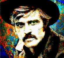 THE SUNDANCE KID by OTIS PORRITT