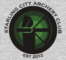 Starling City Archery Club - Small Logo by gofreshfeelgood