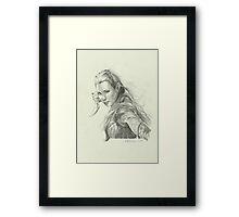 Daughter of Mirkwood Framed Print