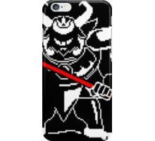 Undertale 8 iPhone Case/Skin