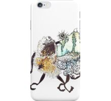 BFF Monsters iPhone Case/Skin