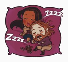 Sleepy Heads.  by asieybarbie