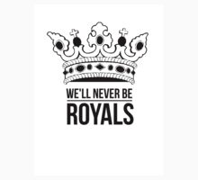 ROYALS T-Shirt by BrodyBDesign