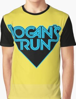 Logan's Run Graphic T-Shirt