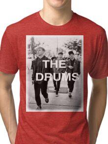 The Drums Shirt Tri-blend T-Shirt