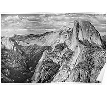 Afternoon at Half Dome Poster