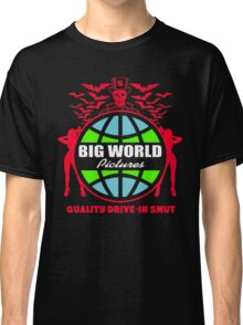 Big World Pictures Logo Classic T-Shirt